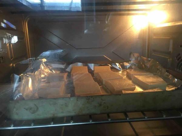 烤豆腐(烤箱版)怎么炒