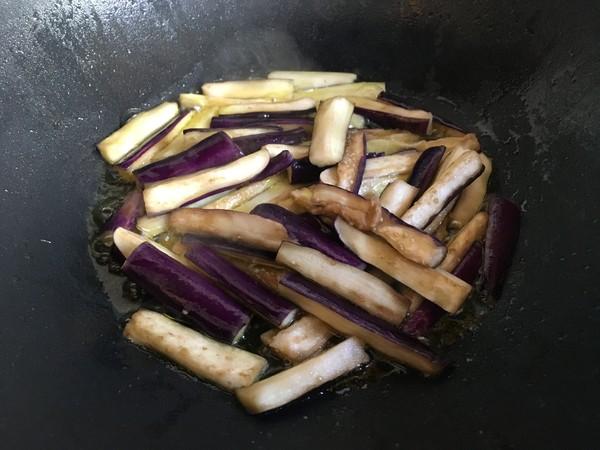 黄豆茄子焖饭怎么炒