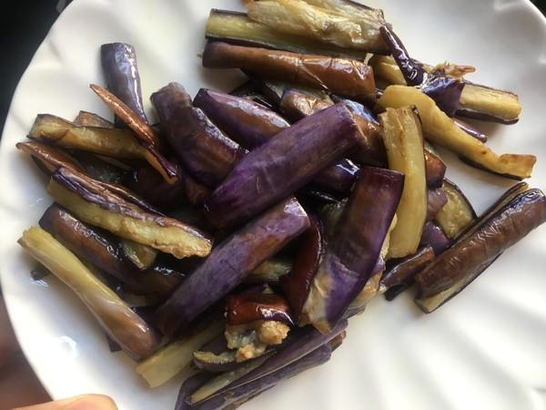 黄豆茄子焖饭怎么煮