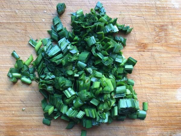 酸辣韭菜面片汤的做法大全