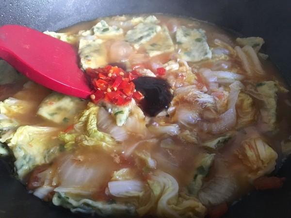 酸辣韭菜面片汤怎样做