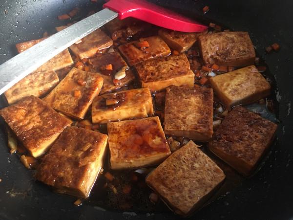 家常豆腐怎么煸