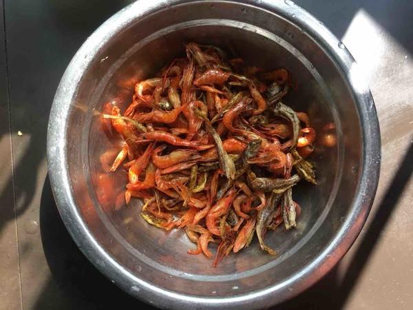 香辣小河虾的做法大全