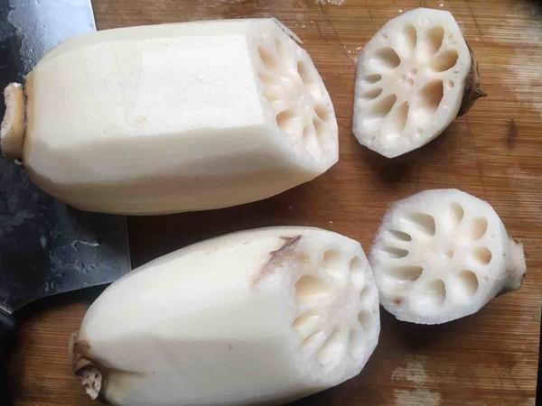 糯米藕的家常做法