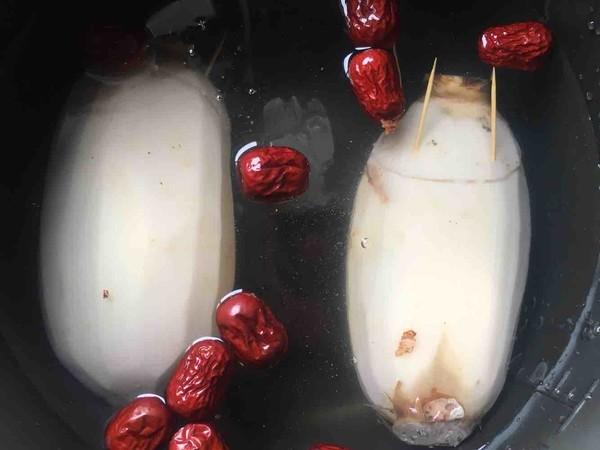 糯米藕怎么做