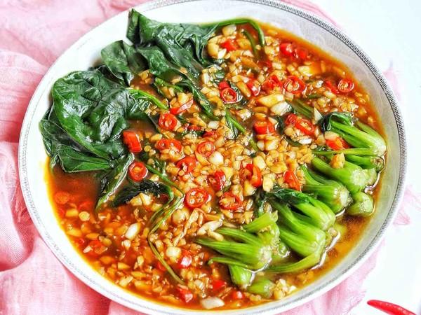 蚝油菠菜怎么煮