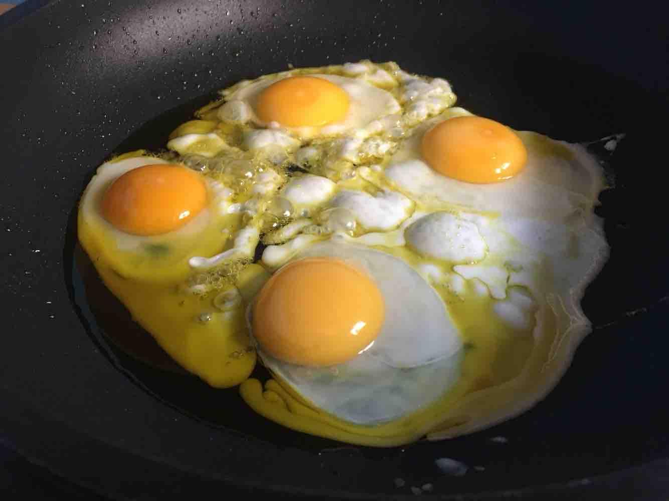 糖醋荷包蛋的家常做法