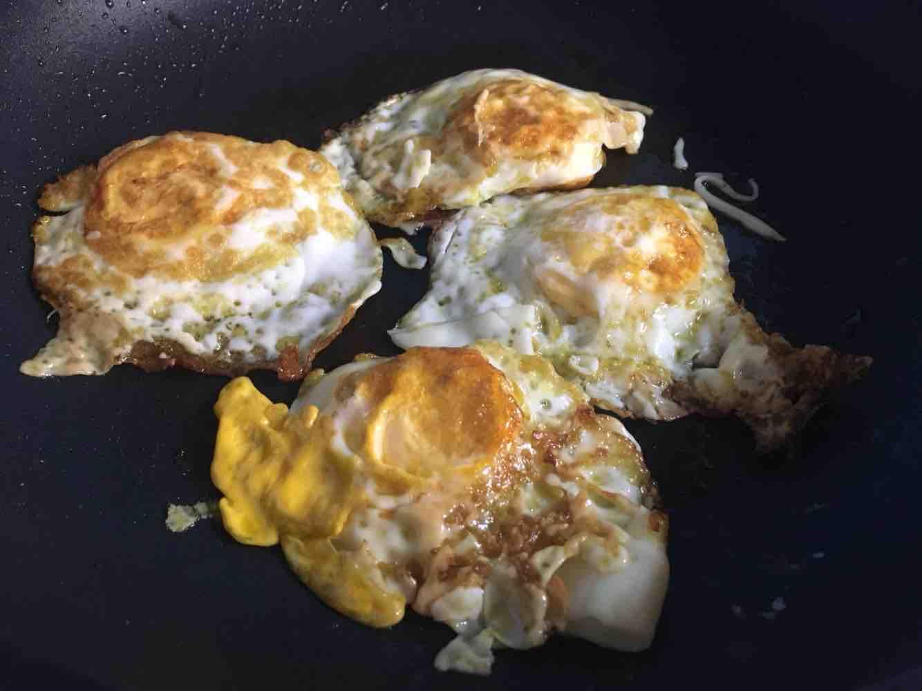 糖醋荷包蛋的简单做法