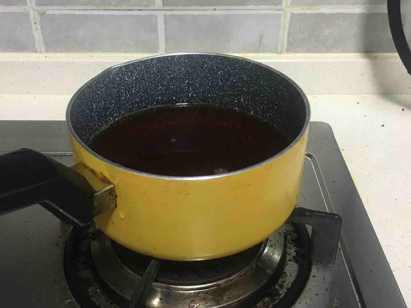 芒果红茶冻饮的简单做法