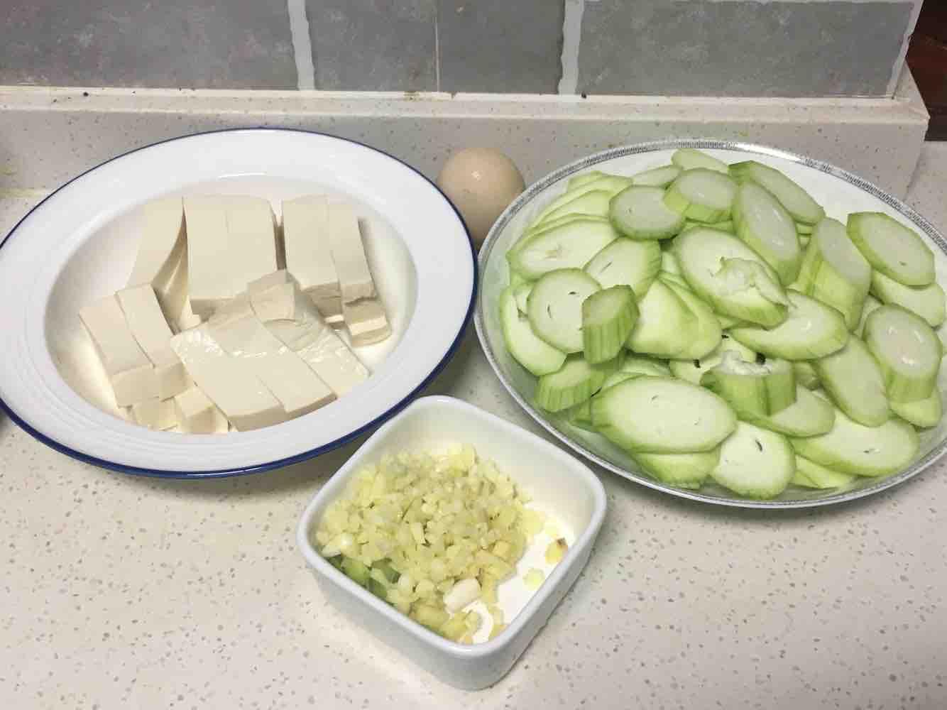 丝瓜豆腐汤的做法大全