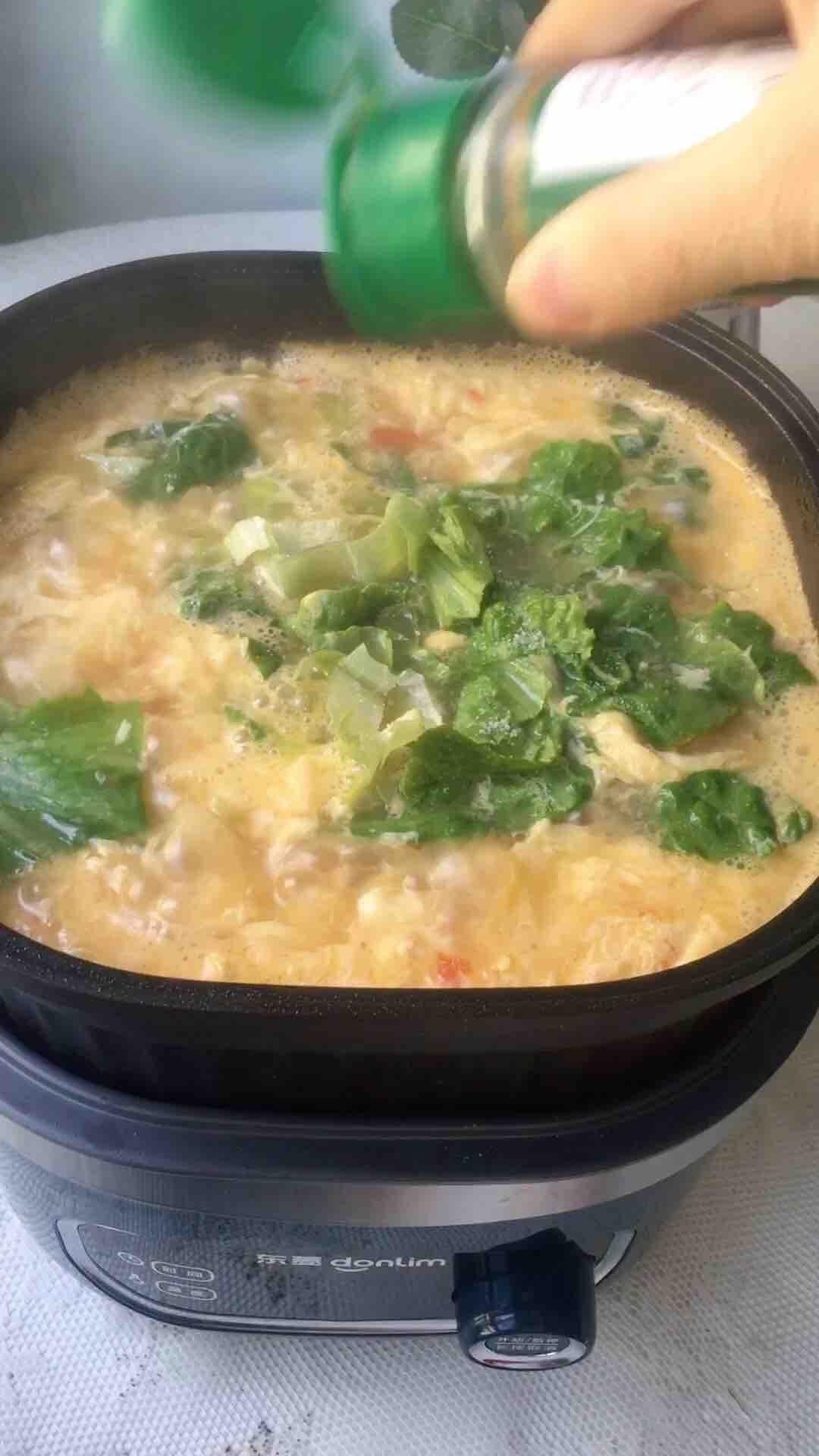 低脂番茄豆腐汤怎么做