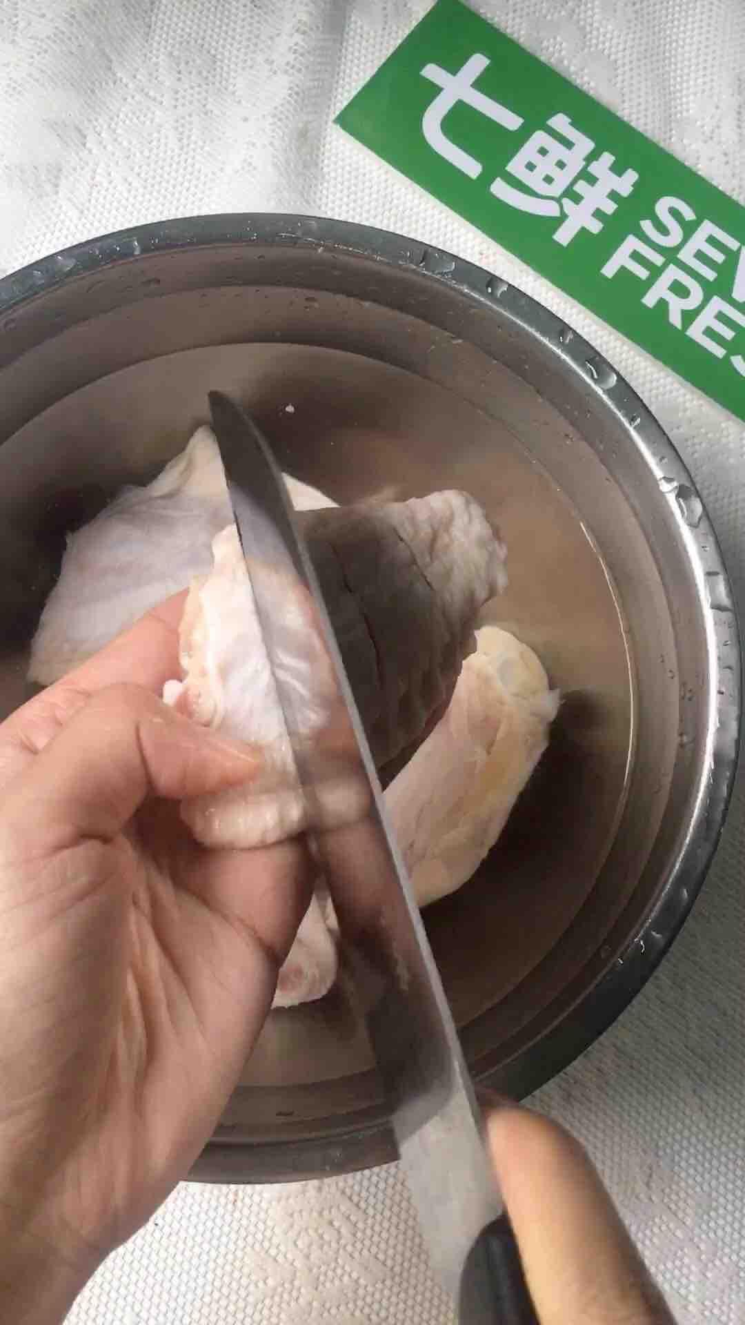 香烤鸡翅中的做法大全