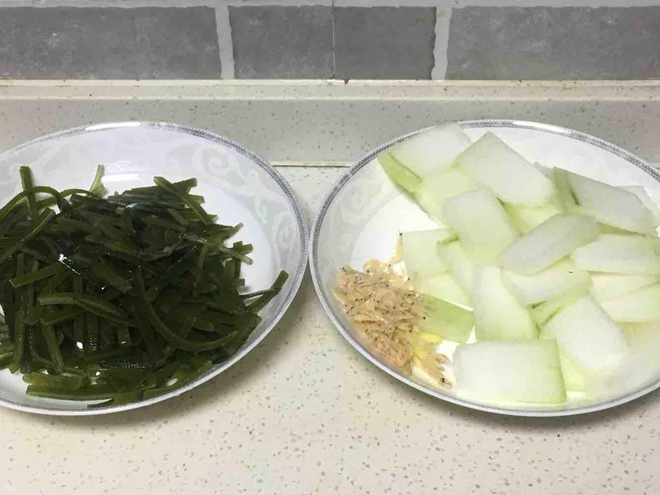 冬瓜海带汤的做法大全