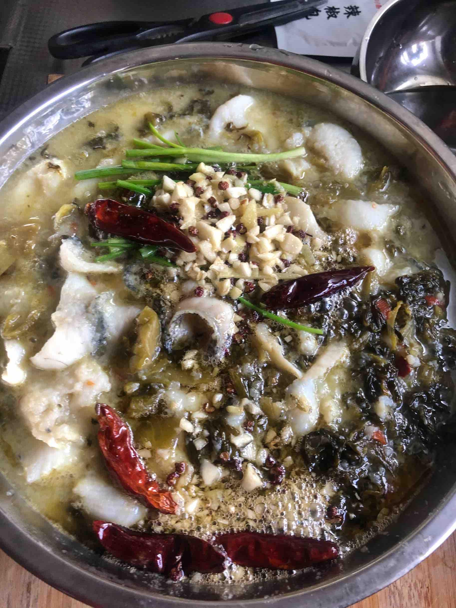 酸菜鱼片怎么煮