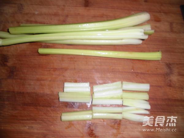芹菜炒干豆腐的做法大全