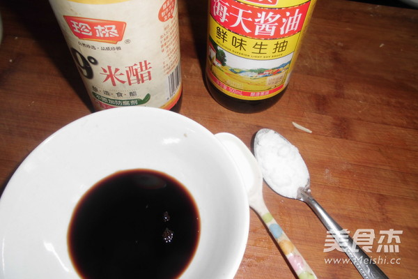 芹菜拌腐竹的家常做法
