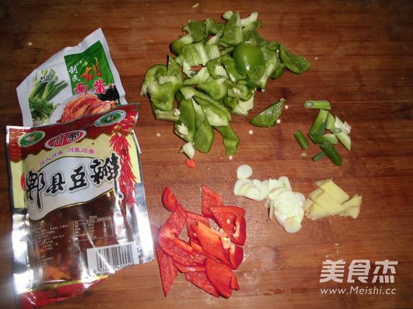 青椒肉片的做法大全