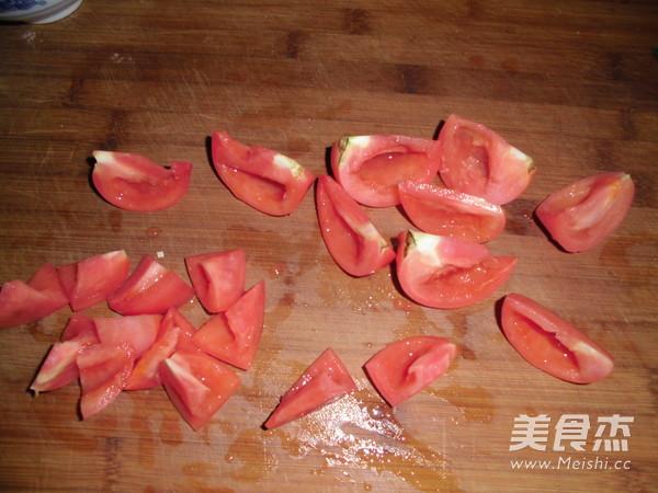 西红柿鸡蛋的家常做法