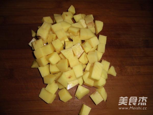 红烧土豆块的做法大全