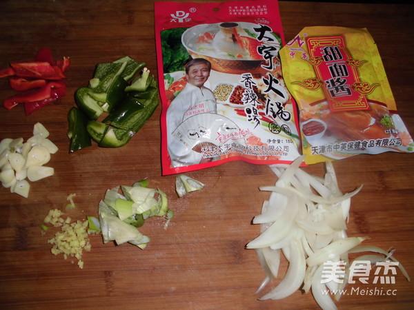干锅土豆片的做法图解
