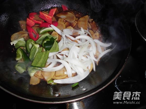 干锅土豆片怎么煮
