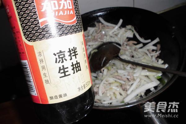 白菜炒干豆腐怎么做
