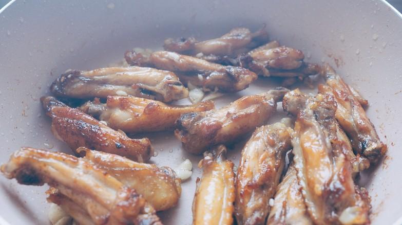 香辣鸡翅怎么吃