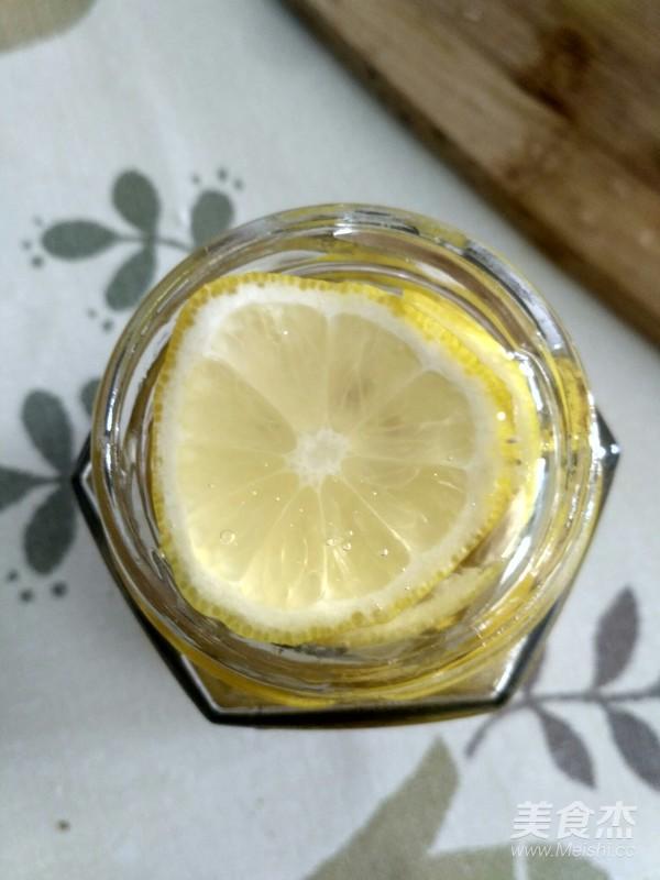 柠檬蜂蜜的简单做法
