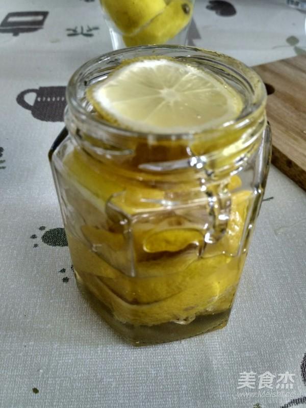 柠檬蜂蜜怎么吃