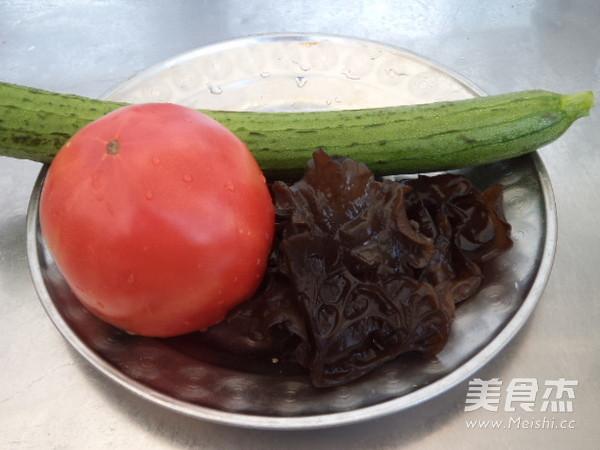 番茄丝瓜鸡蛋汤的做法大全