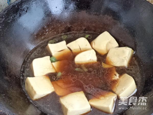 金针菇烧豆腐怎么炒
