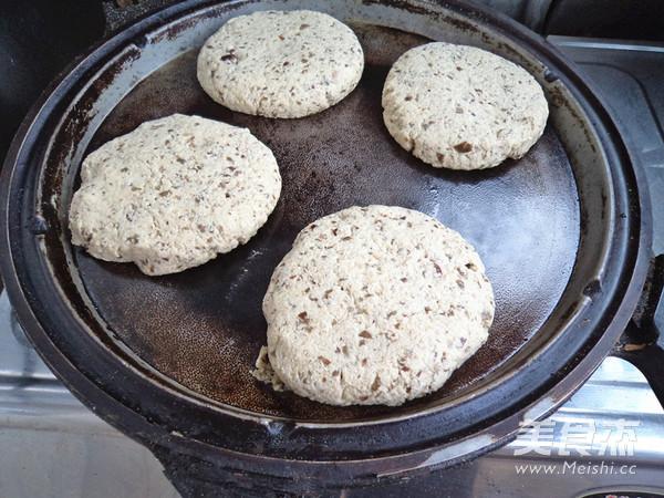黑豆渣玉米面饼怎么吃