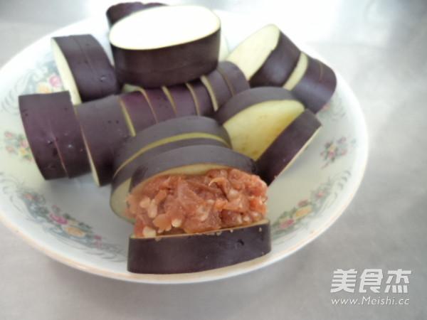 鱼香茄盒的简单做法