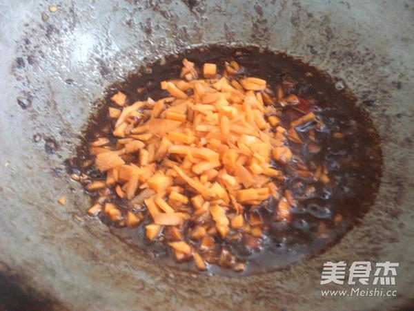 豆豉辣酱拌面怎么吃
