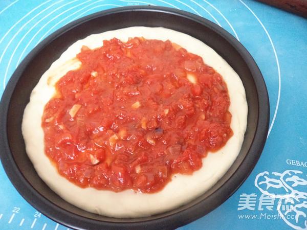 鲜虾披萨怎样煮