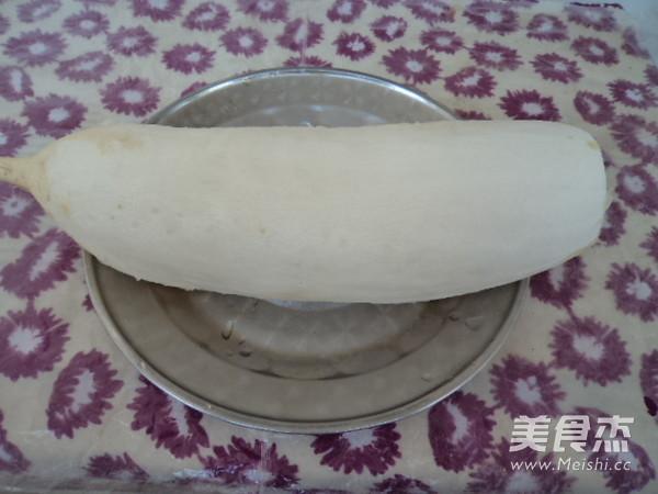 白萝卜猪肉馅水饺的做法大全