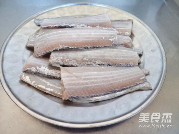 烤带鱼的做法大全
