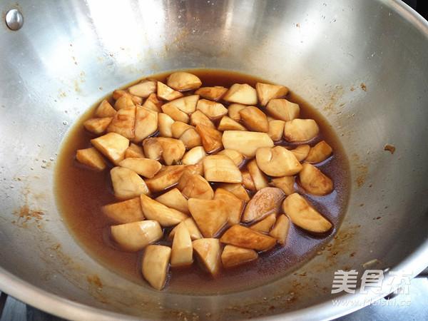 红烧杏鲍菇怎么炒