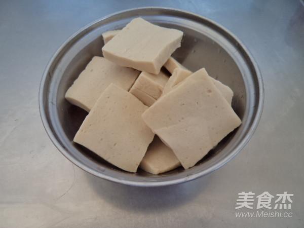 干锅千页豆腐的做法图解