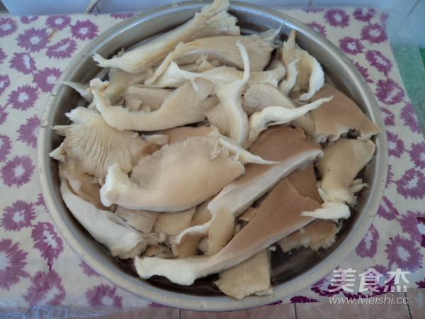 平菇炒黄瓜的做法大全