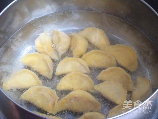 南瓜胡萝卜猪肉水饺怎样做