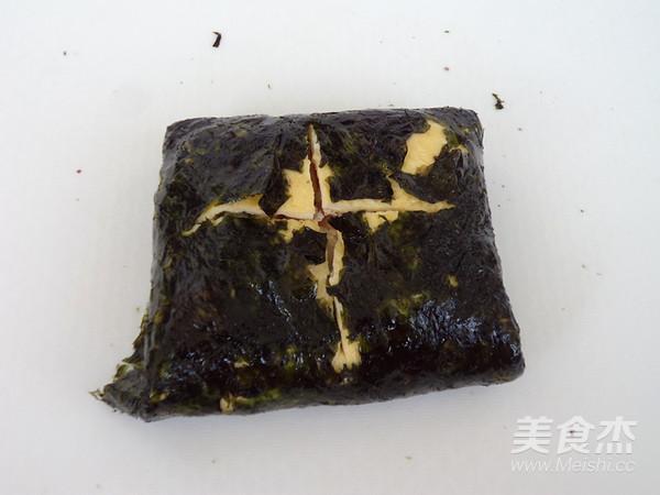 海苔蛋包饭怎样炖