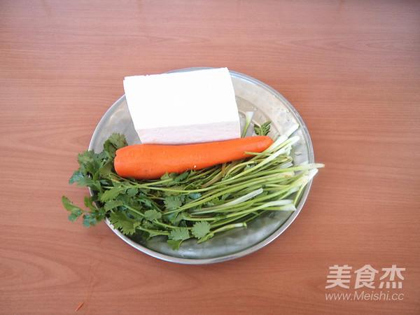 麻辣拌豆腐的做法大全