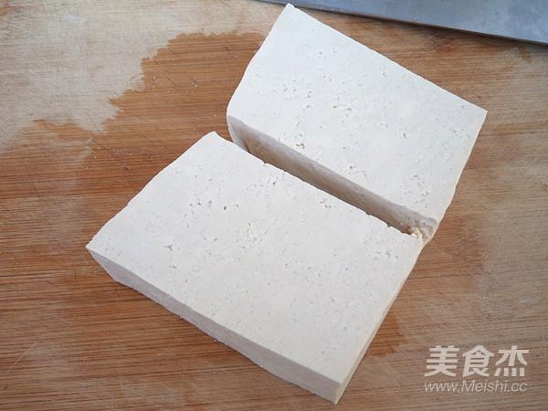 麻辣拌豆腐的做法图解