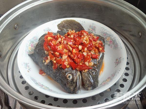剁椒黑鱼头怎么煮
