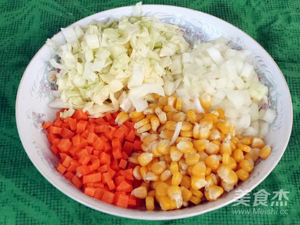 炒米饭的做法大全