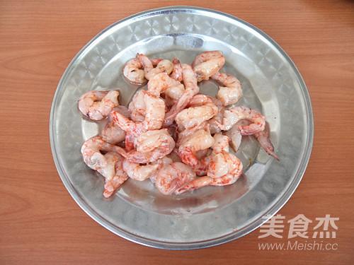 虾仁南瓜韭菜馅锅贴的简单做法