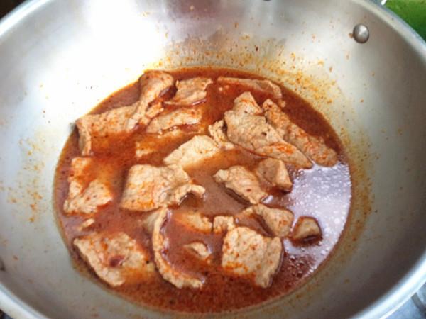 水煮肉怎么炖