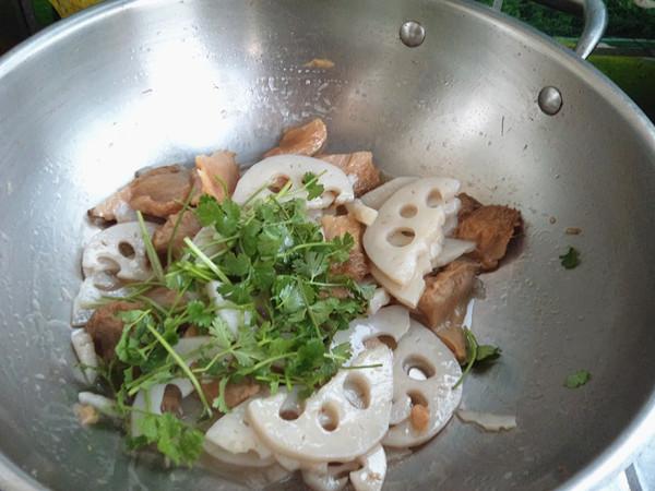 猴头菇烧莲藕怎样做