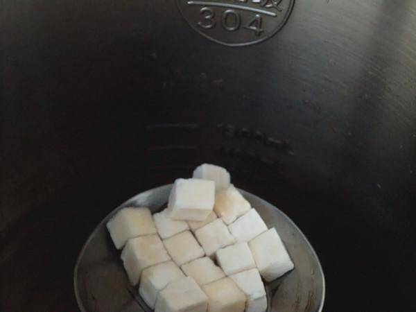 茯苓双红豆浆怎么做